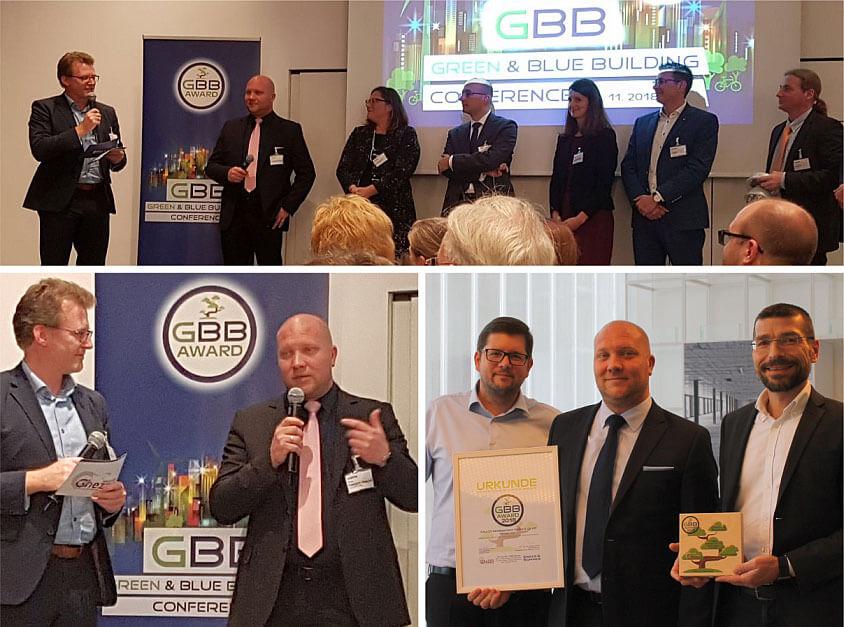 GBB AWARD 2018 – Auszeichnung für KlimaLoop®