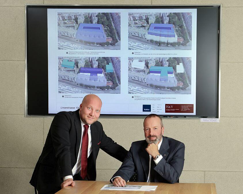 Neue Projektpartnerschaft mit UNIQA Real Estate