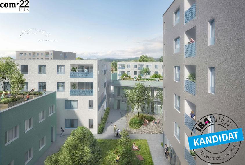 """IBA-Kandidaten""-Status für Kallco Projekt com>22PLUS"